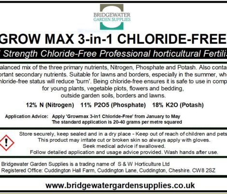Grow Max 3-in-1 Chloride-Free-310