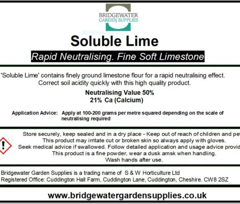 Soluble Lime-366